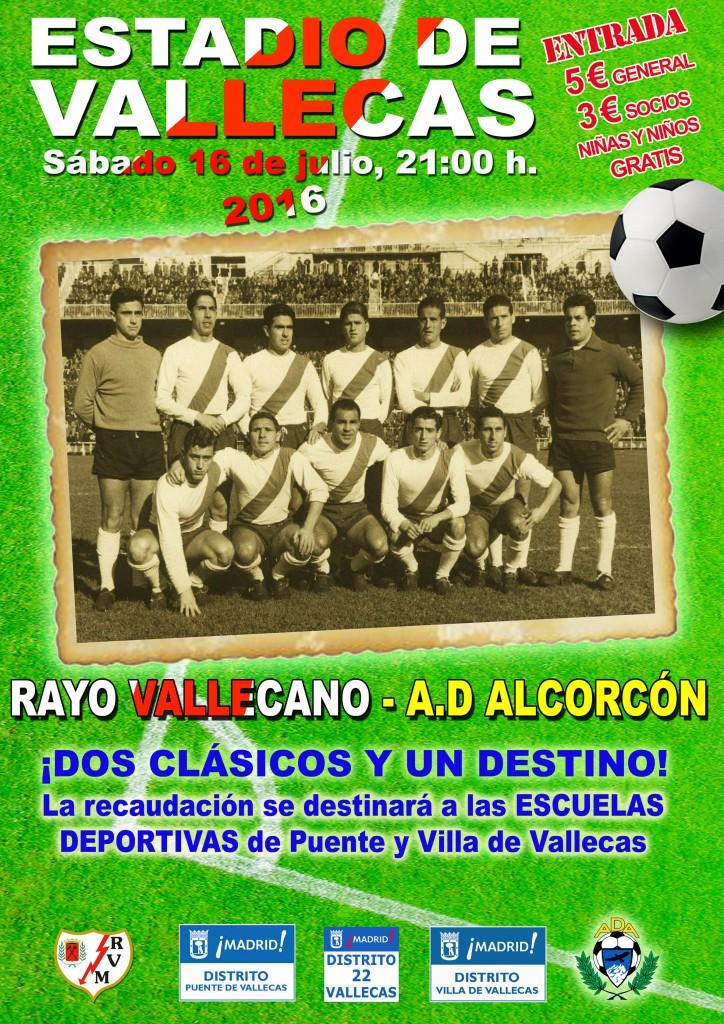 Rayo Alcorcón copia