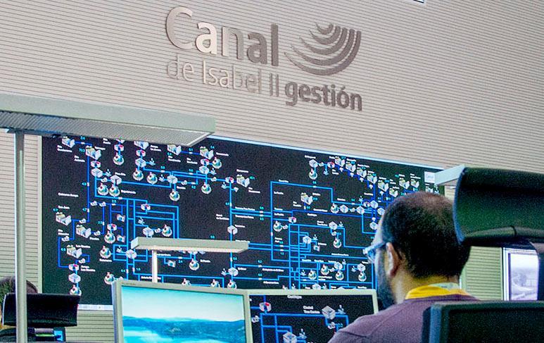 Canal de isabel ii gesti n lanza un servicio de informaci n web de cortes de suministro - Oficinas canal isabel ii madrid ...