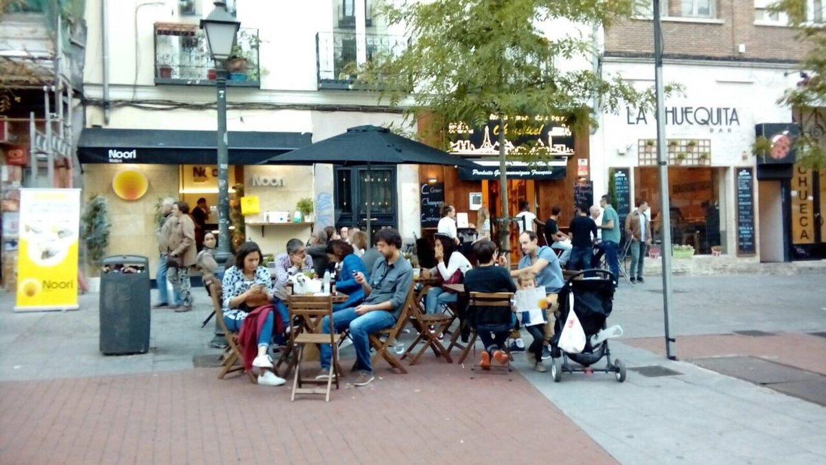 Las Asociaciones De Vecinos De Madrid Centro Claman Por Una