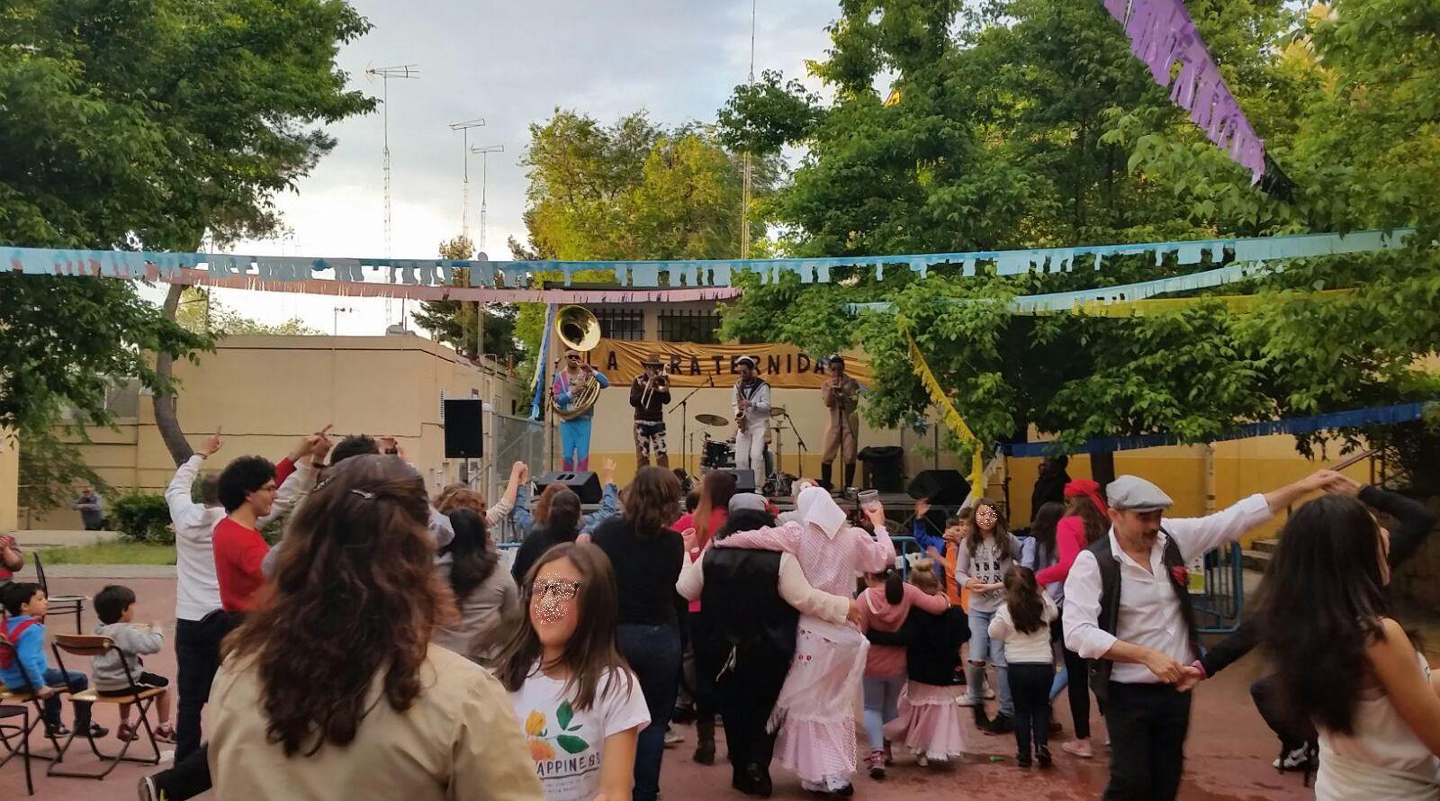 El barrio de los c rmenes celebrar este fin de semana sus for Eventos en madrid este fin de semana