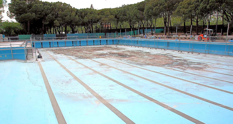 Piscinas sin obra awesome piscina de acero enterrada cm - Piscinas sin obra ...