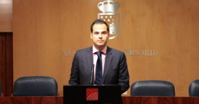 """Ignacio Aguado: """"PP y PSOE siguen entendiendo la Universidad como un chiringuito en el que colocar a sus amigos"""""""