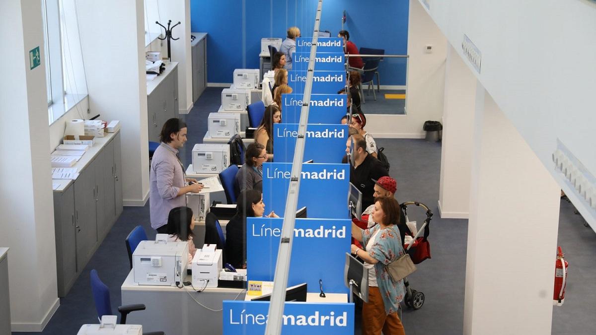 La nueva oficina de atenci n a la ciudadan a de carabanchel ahorrar euros al a o - Oficinas de atencion a la ciudadania linea madrid ...