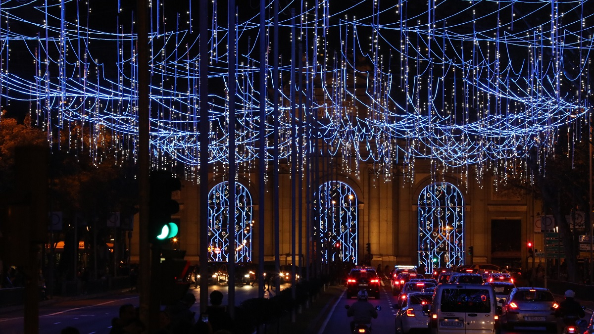 09b4a182d81 Madrid enciende este viernes sus luces de Navidad