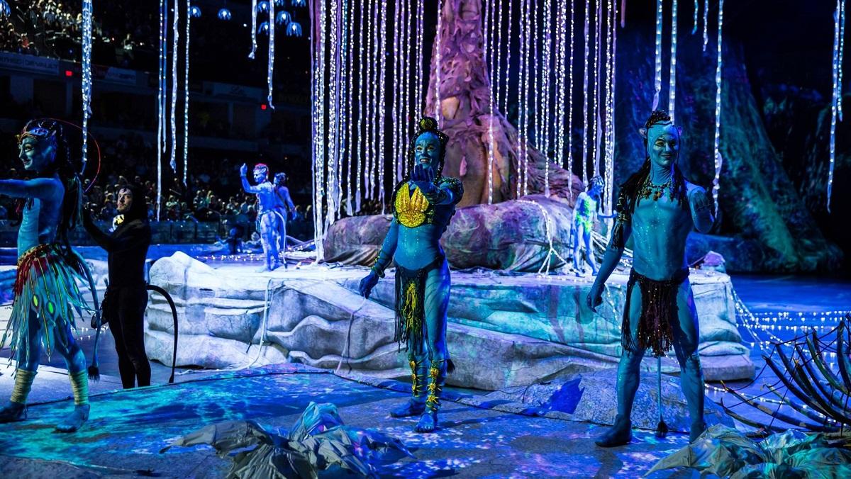 Cirque du Soleil regresa a Madrid con 'Toruk. El primer vuelo ...