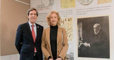 El Colegio de Médicos de Madrid dedicará 1.500 metros cuadrados al Museo Cátedra Ramón y Cajal