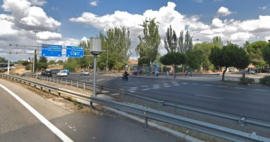 Los radares de Madrid recaudaron 50 millones de euros en 2018. Estos son los 10 que más multan: