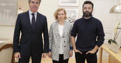 Ángel Garrido recibe a Rodrigo Sorogoyen, candidato a los Oscar por un corto apoyado por la Comunidad de Madrid
