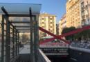 CESIDA pide a Manuela Carmena que no elimine el gran lazo rojo de la plaza Pedro Zerolo