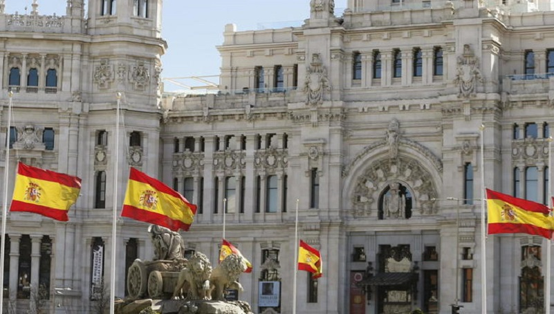 Ayuso decreta la declaración de luto oficial en Madrid por los ...